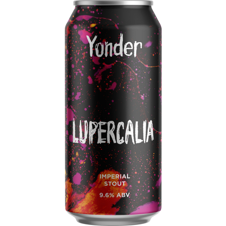 Yonder | Lupercalia | Imperial Stout 9.6% 440ml