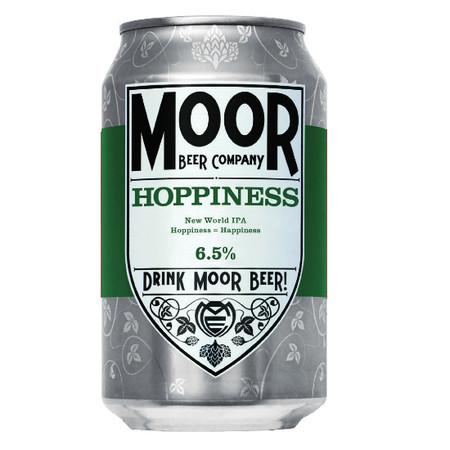 Moor | Hoppiness | IPA 6.5% 330ml