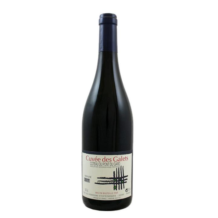 D'Estezargues Cuvee De Galets 2019 | Red Wine | France