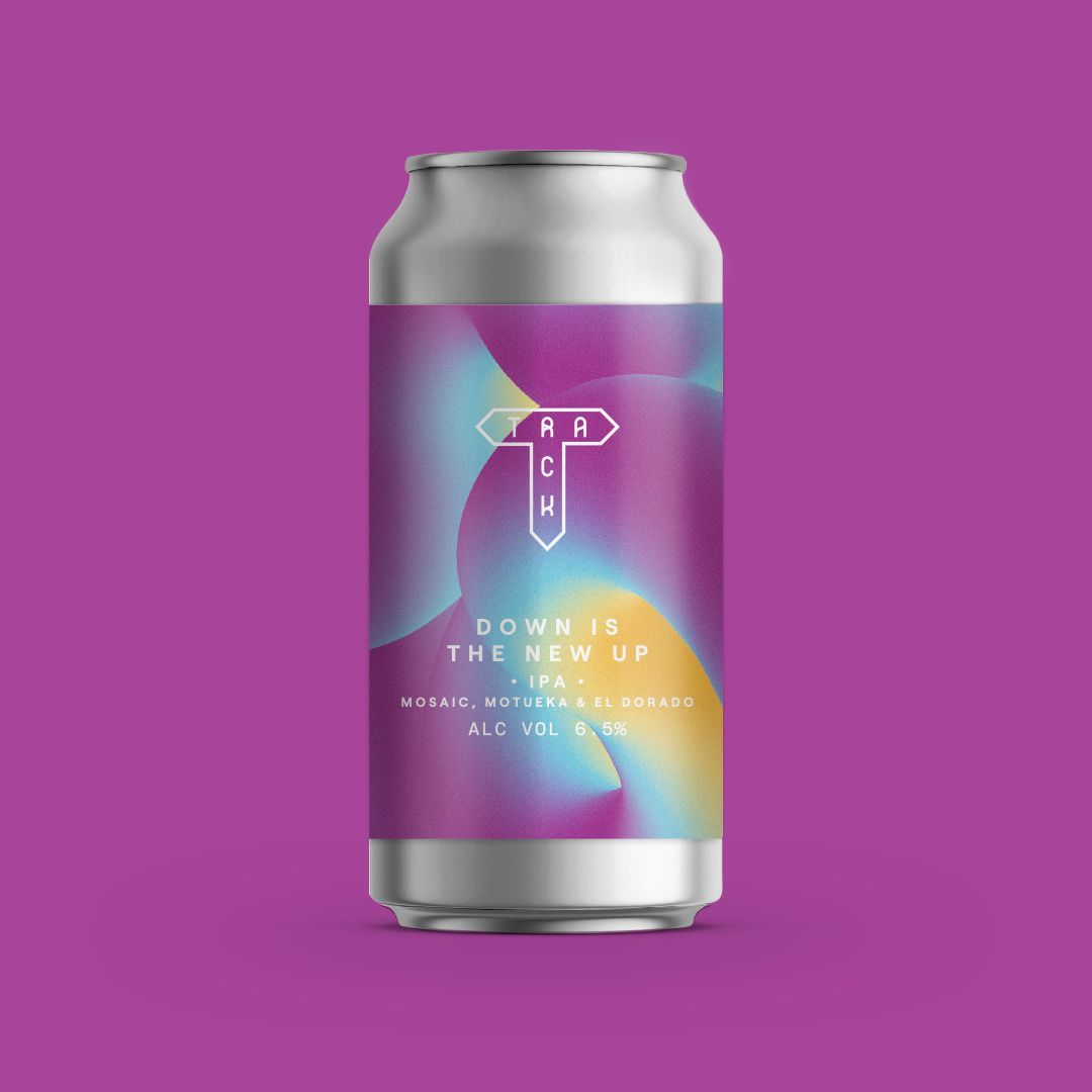 Track | Down is The Up | IPA 6.5% 440ml