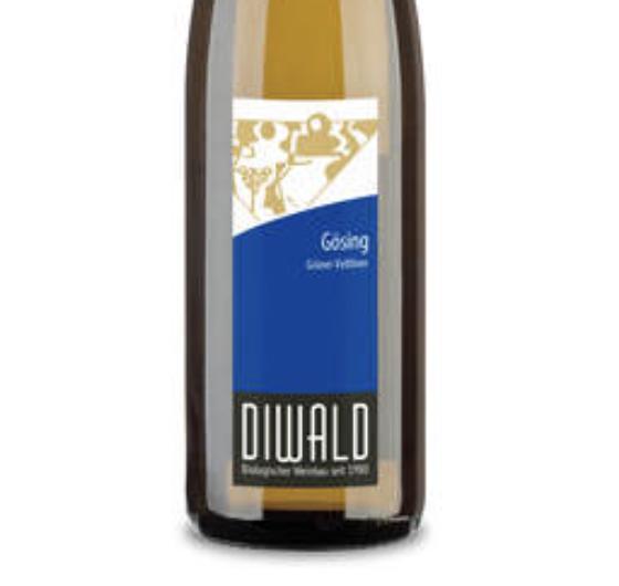 Diwald Gruner Veltliner Gosing 2018 |White Wine|Austria|