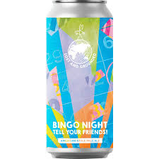 Lost & Grounded | BINGO NIGHT, TELL YOUR FRIENDS! - American Pale Ale 5.6% 440ml
