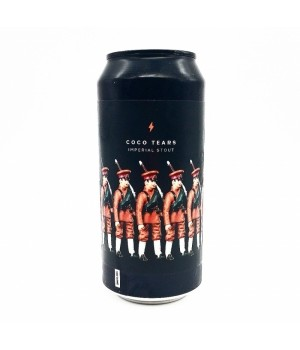 Garage | Coco Tears | Coconut Imperial Stout 11% 440ml