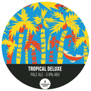 ON TAP Hammerton | Tropical Deluxe | Session Pale Ale 3.8% x 1 Litre