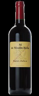 M de Moulin Riche` Saint-Julien 2013 Red Wine