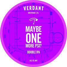 Verdant Brewing Co. | Maybe One More PSI? | NE DIPA 8% 440ml