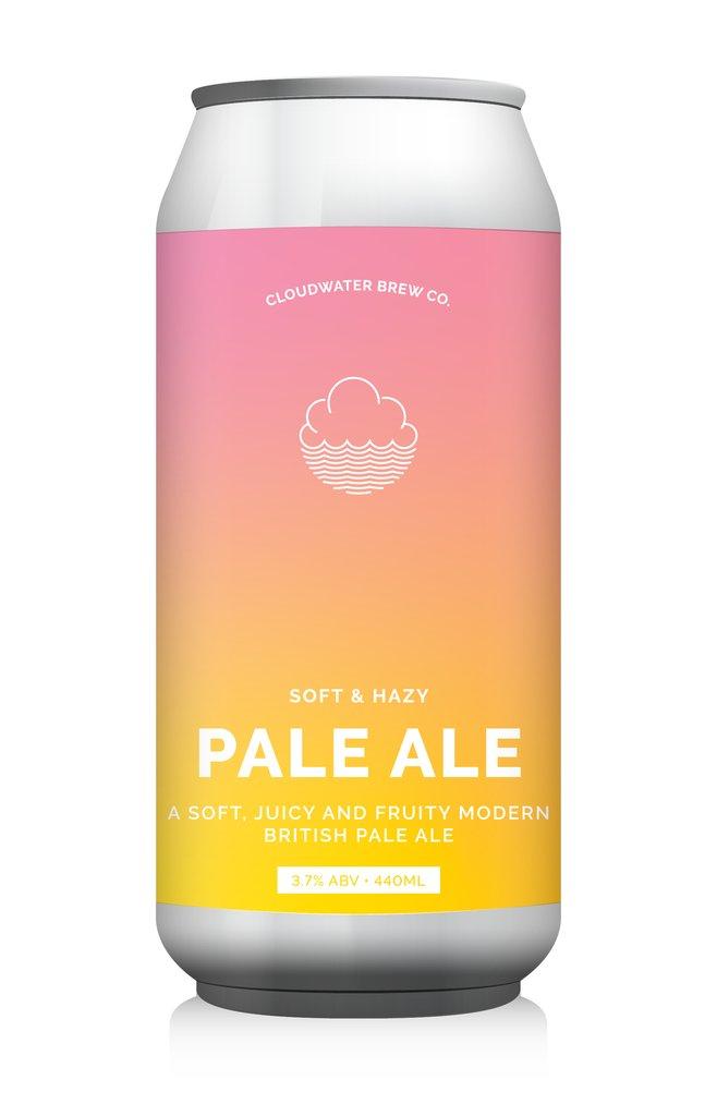 Cloudwater | Pale Ale | Juicy Pale Ale 3.7% 440ml