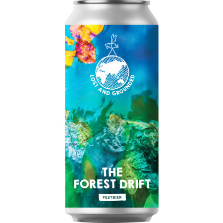 Lost & Grounded | The Forest Drift | Festbier 5.6% 440ml