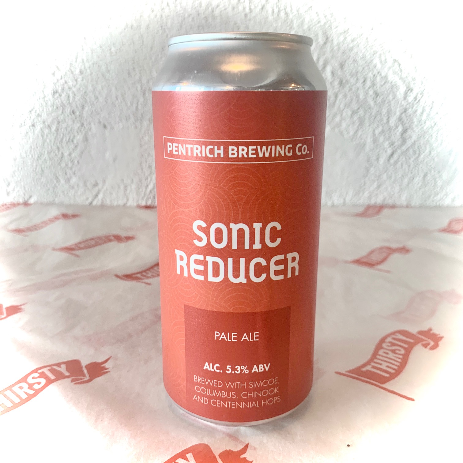 Pentrich | Sonic Reducer | Pale 5.3% 440ml