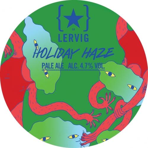 Lervig | Holiday Haze | IPA 4.7% 330ml