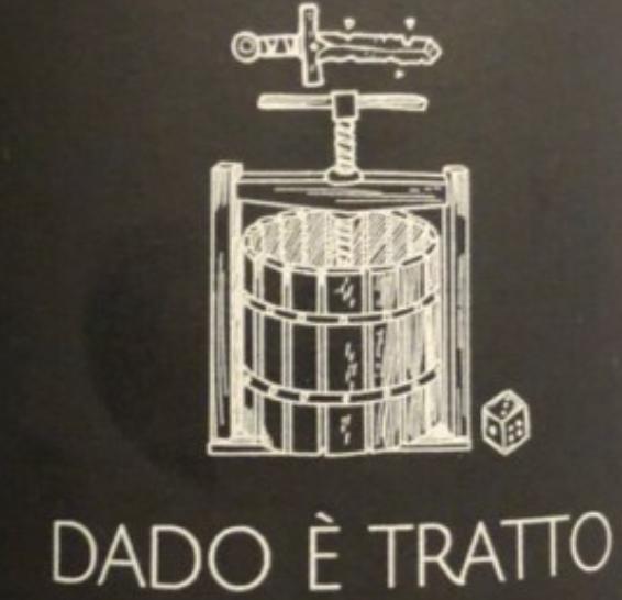 Dado è Tratto Trebbiano 2018 |White Wine|Italy|