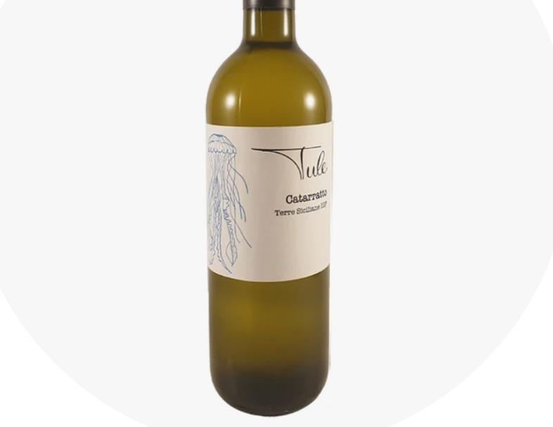 Tule Bianco Cataratto |White Wine|Italy|