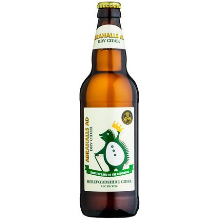 Abrahalls | AD | Dry Traditional Cider 500ml