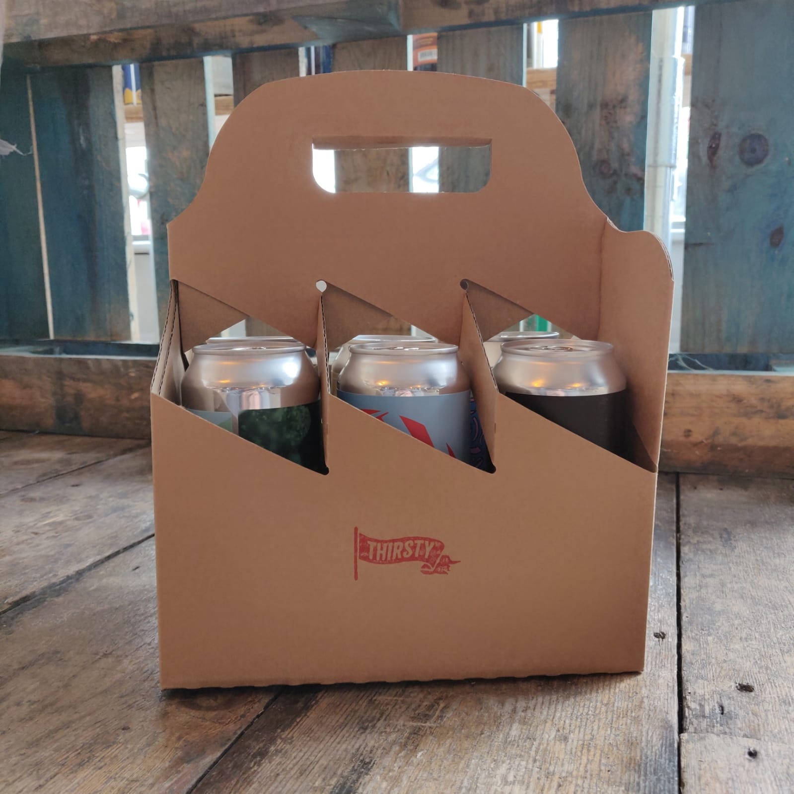 Thirsty Online Beer Festival | 'Hop Box' Version 2
