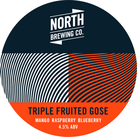 ON TAP North | Triple Fruited Gose - Mango + Raspberry + Blueberry 4.5% x 1 LITRE