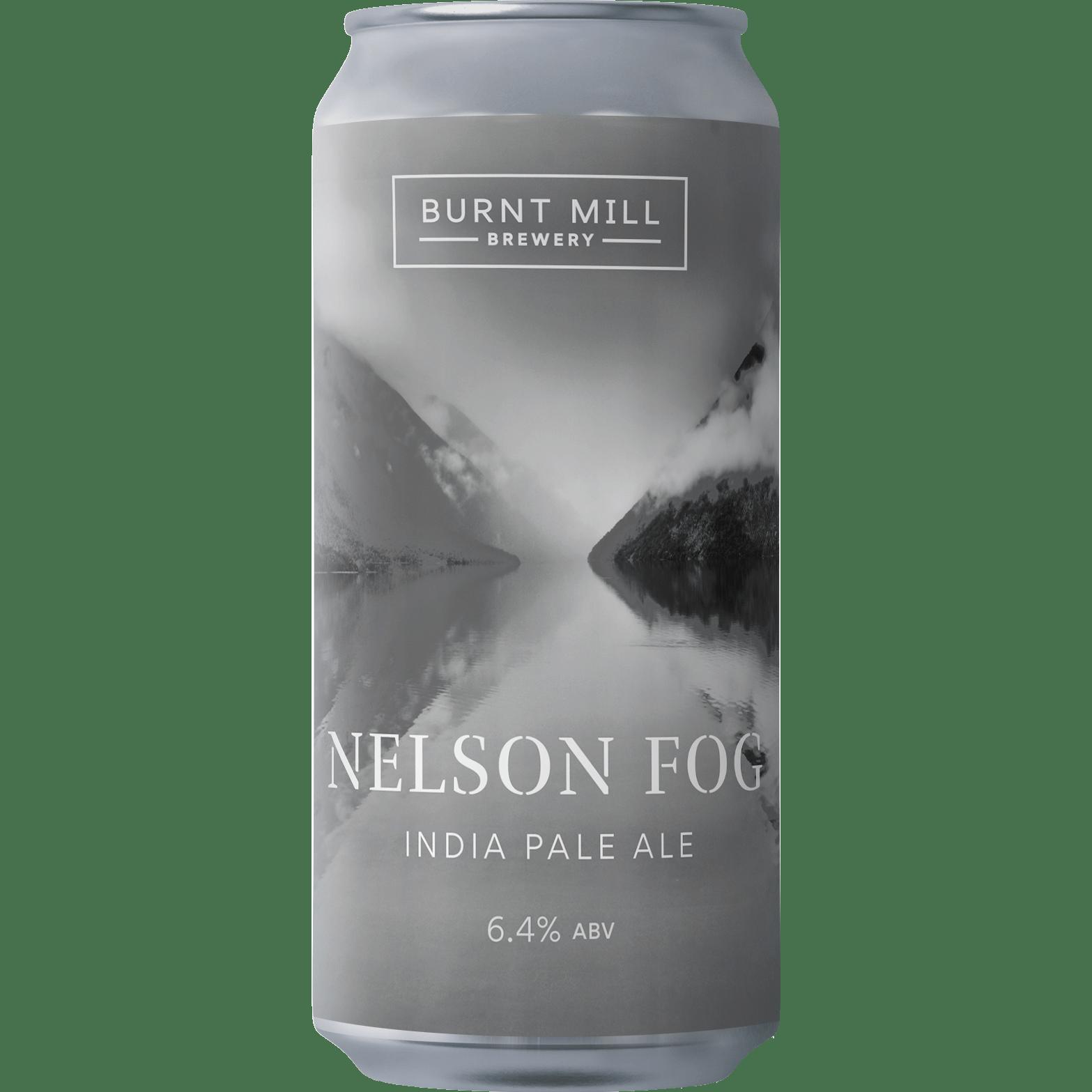 Burnt Mill | Nelson Fog | Single Hopped IPA 6.5% 440ml