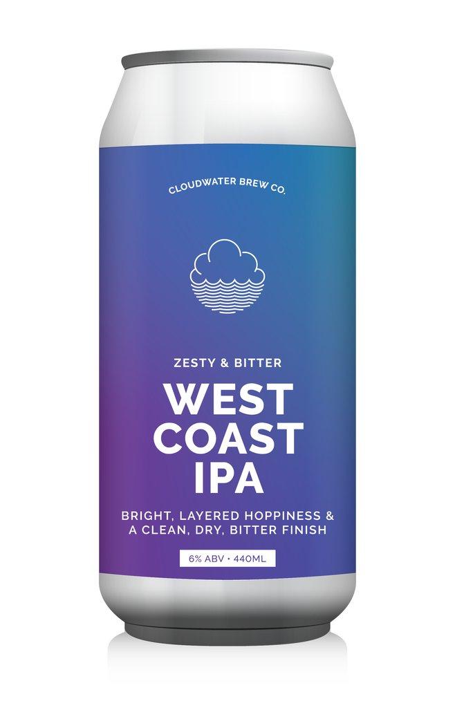 Cloudwater   West Coast IPA   6% 440ml