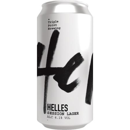 Triple Point | Helles | Gluten Free Lager 4.1% 440ml