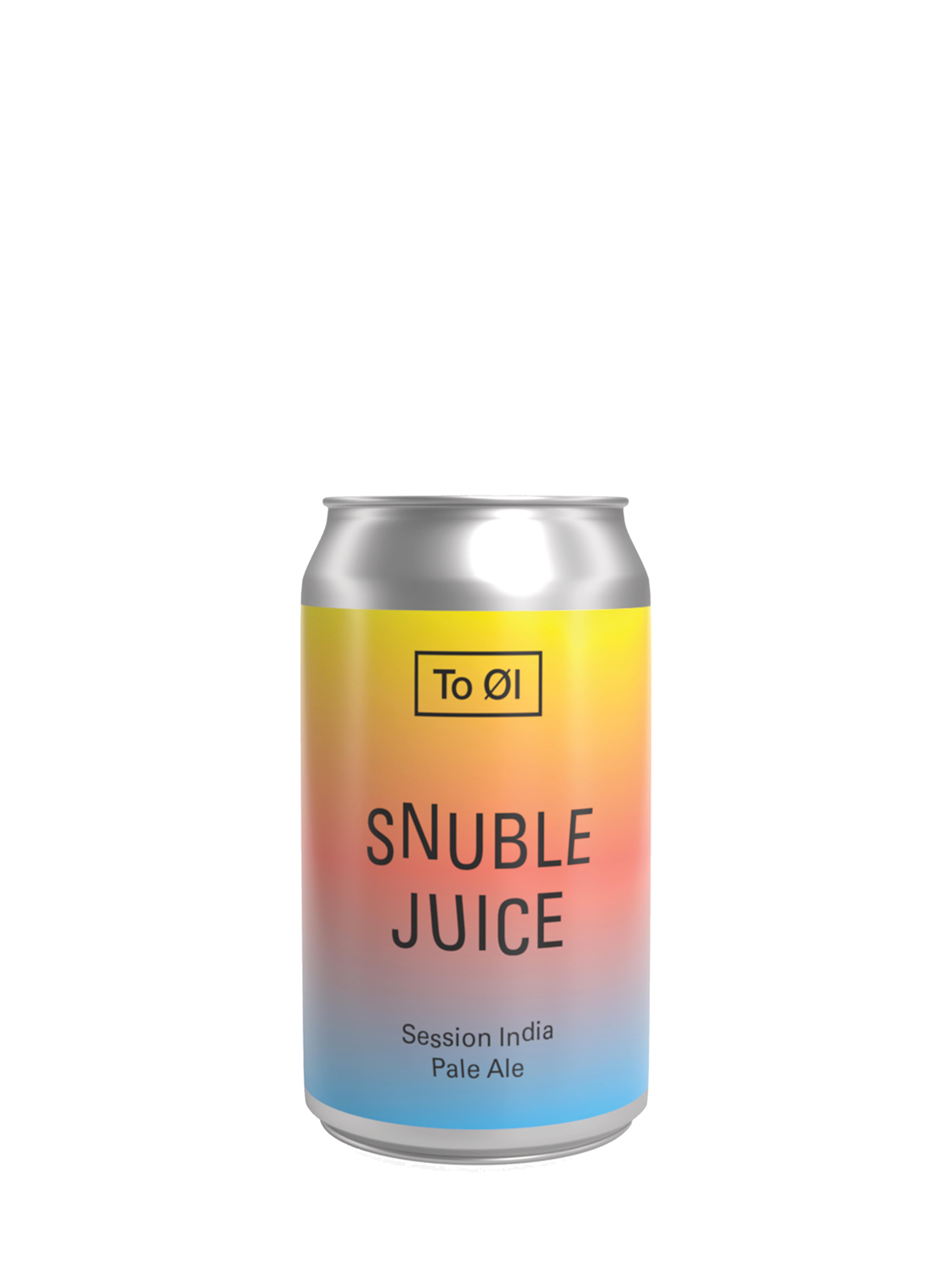 To Øl | Snublejuice | Gluten Free IPA 4.5% 330ml