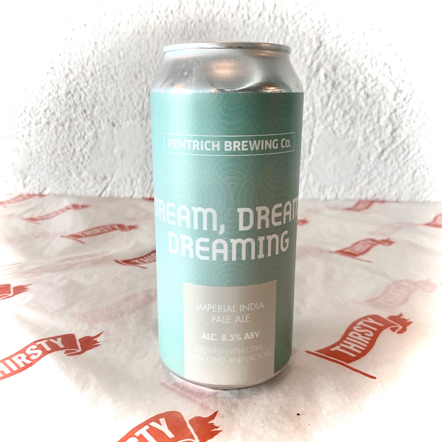 Pentrich | Dream, Dream, Dreaming | DIPA 8.5% 440ml