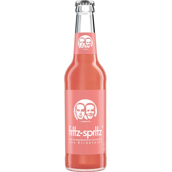 Fritz Rhubarb Soda