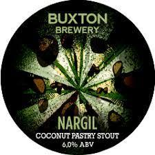 ON TAP Buxton | Nargil | Coconut Pastry Stout 6% x1 Litre