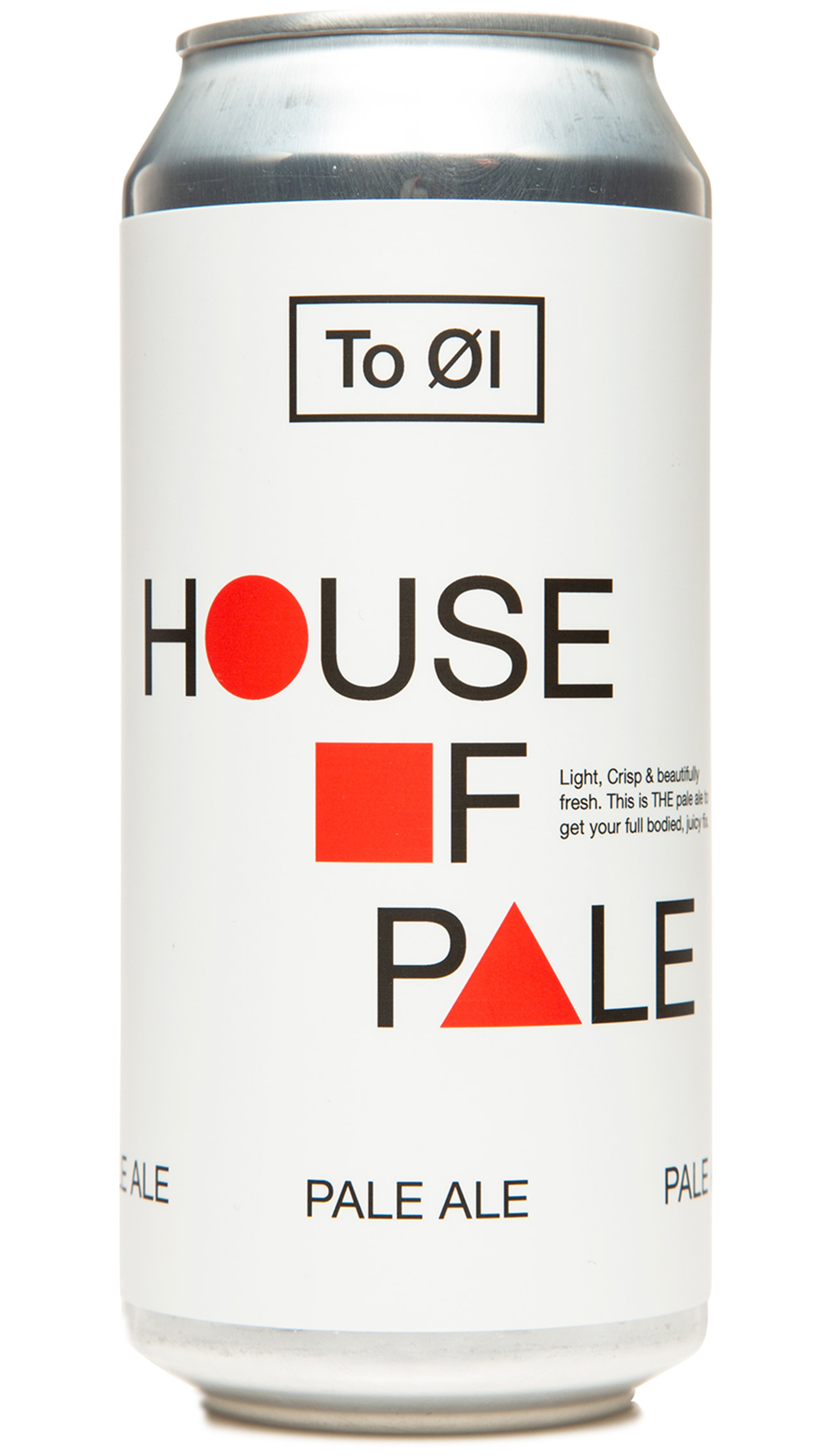 To Øl  House of Pale | New England Pale Ale 5.5% 440ml