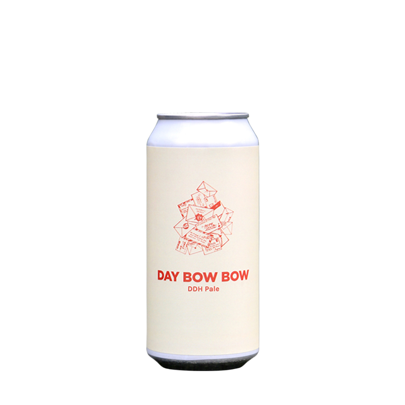 Pomona Island | Day Bow Bow | DDH Pale 5.5% 440ml