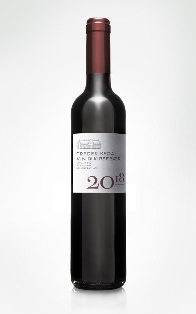 Frederiksdal | Vintage 2018 | Cherry Wine 500ml