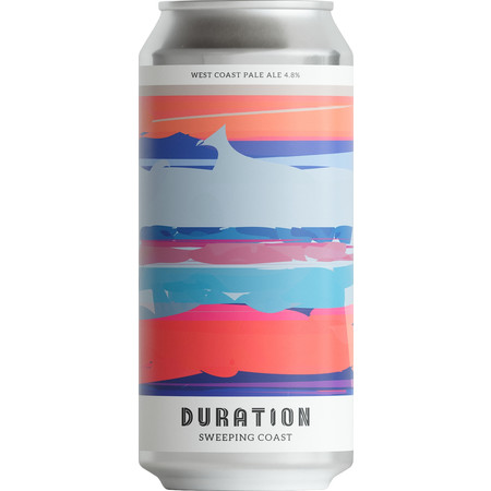 Duration | Sweeping Coast | Pale Ale 4.8% 440ml
