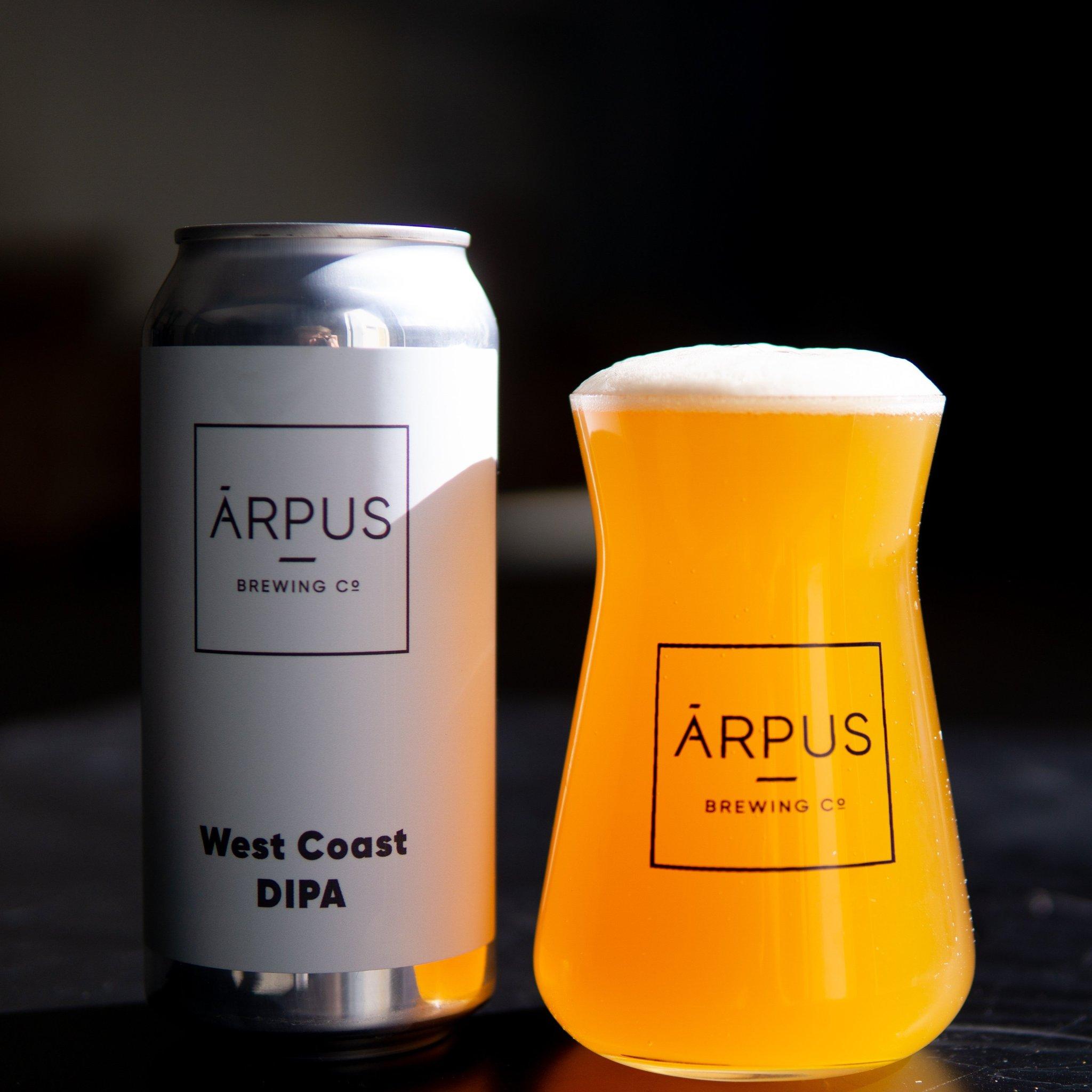 Arpus | West Coast DIPA | 8% 440ml