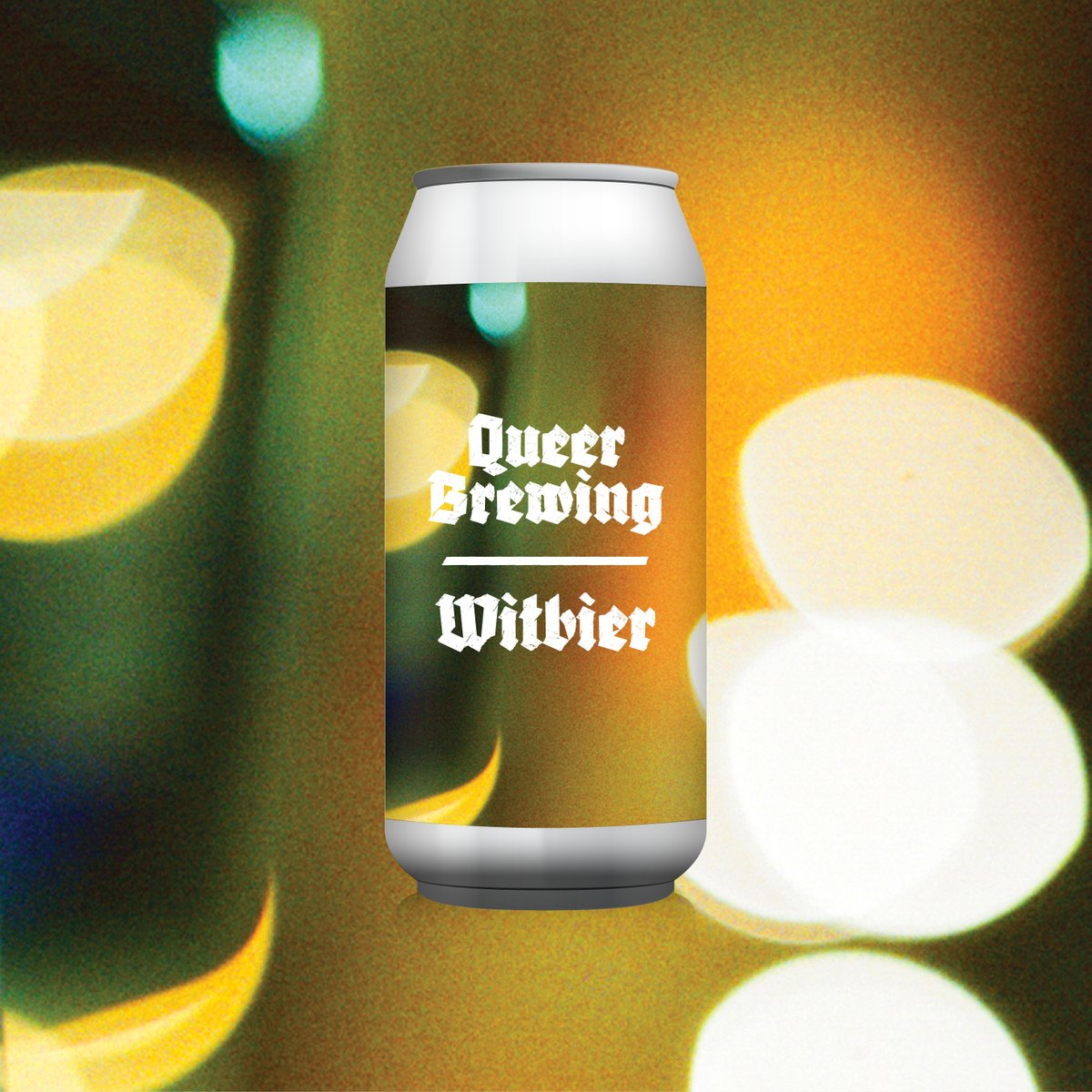 The Queer Brewing Project | Flowers | Witbier 4% 440ml