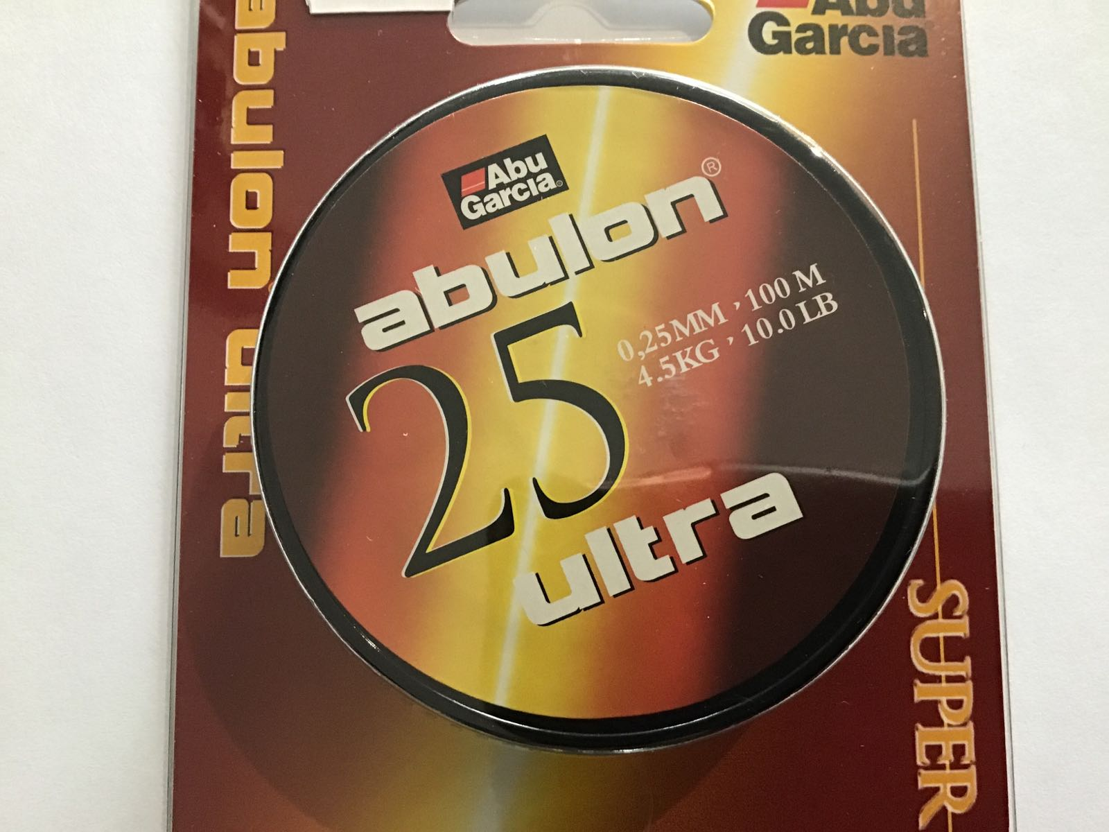 Abu garcia abulon ultra 25 mm