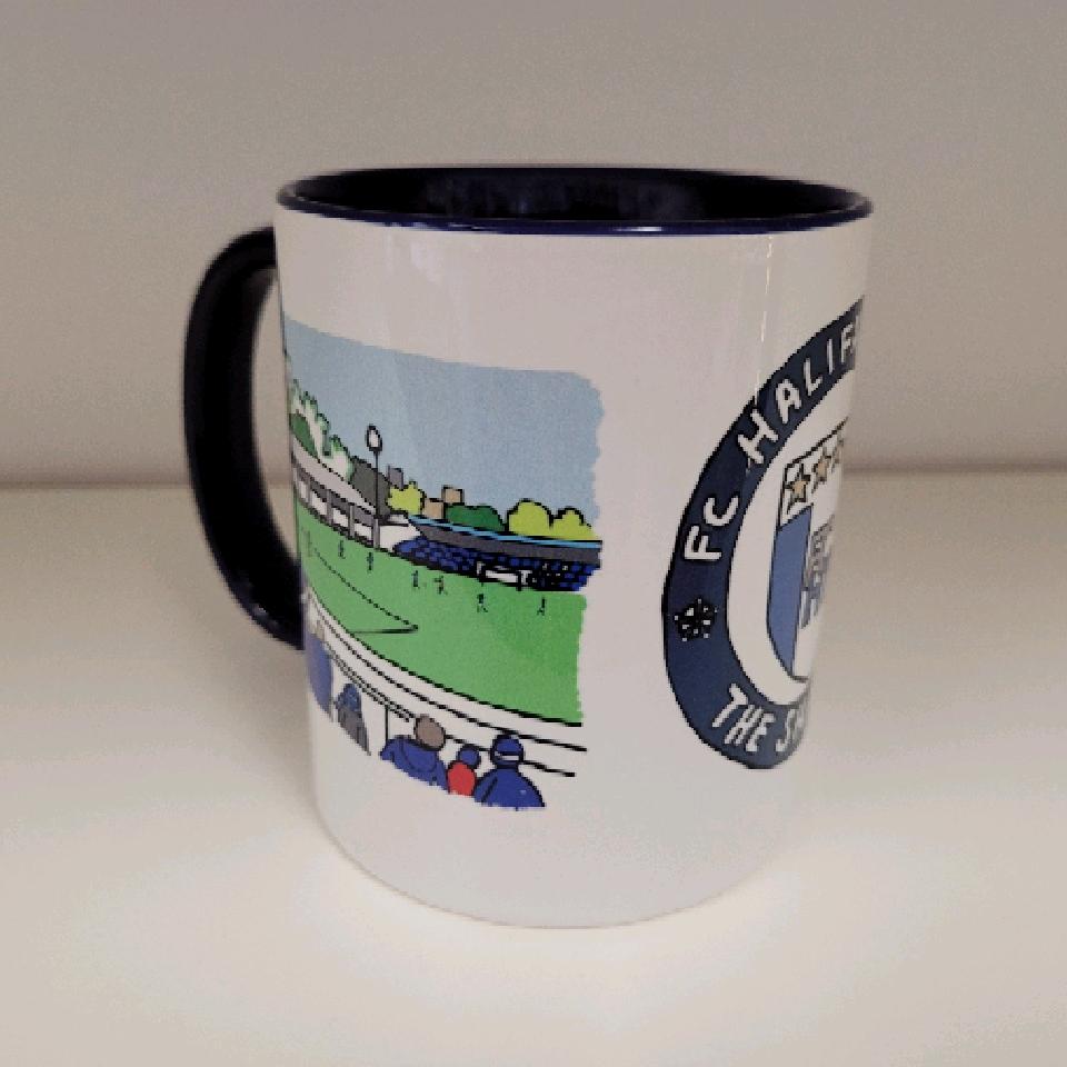 Halifax Town FCHT Mug