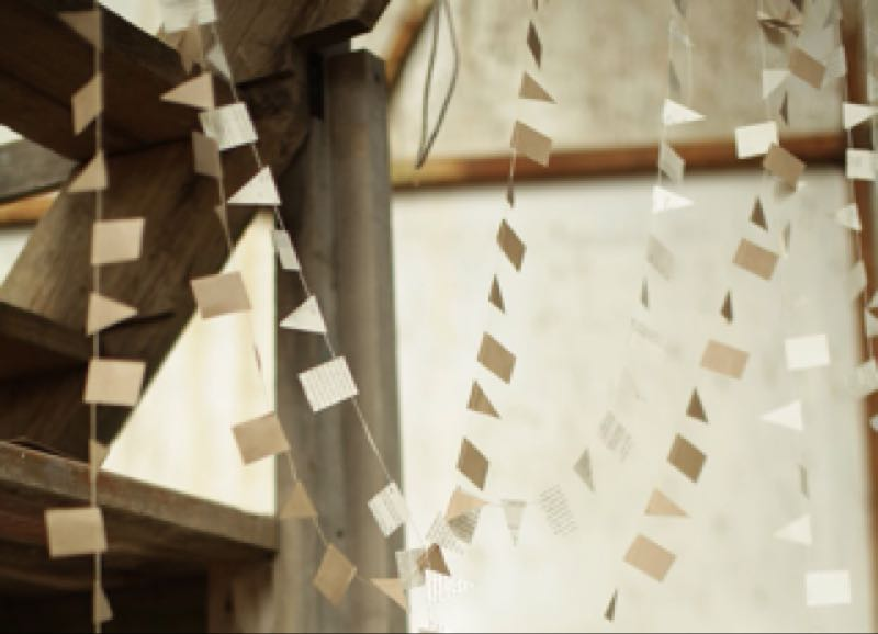 Flag Paper Bunting