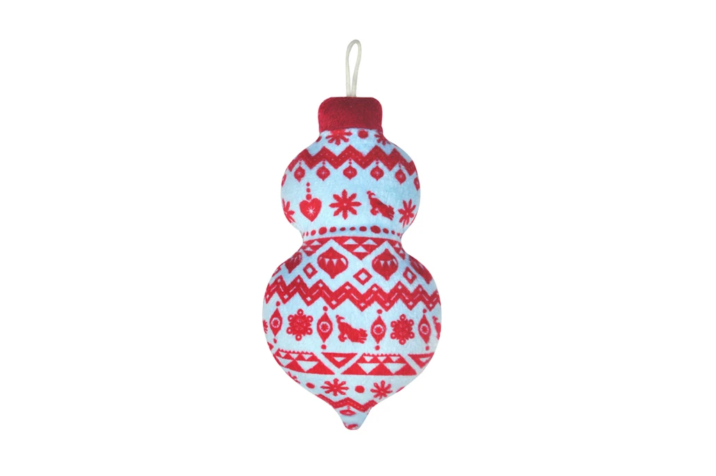 Candy wrap bauble toy