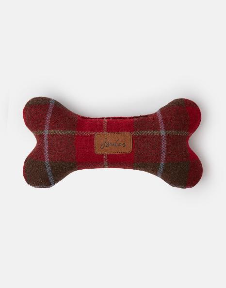 Joules - Tweed plush bone