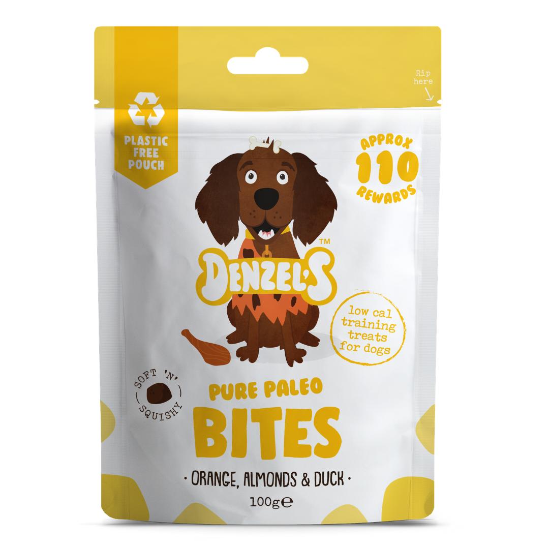 Denzels Pure Paleo soft bites