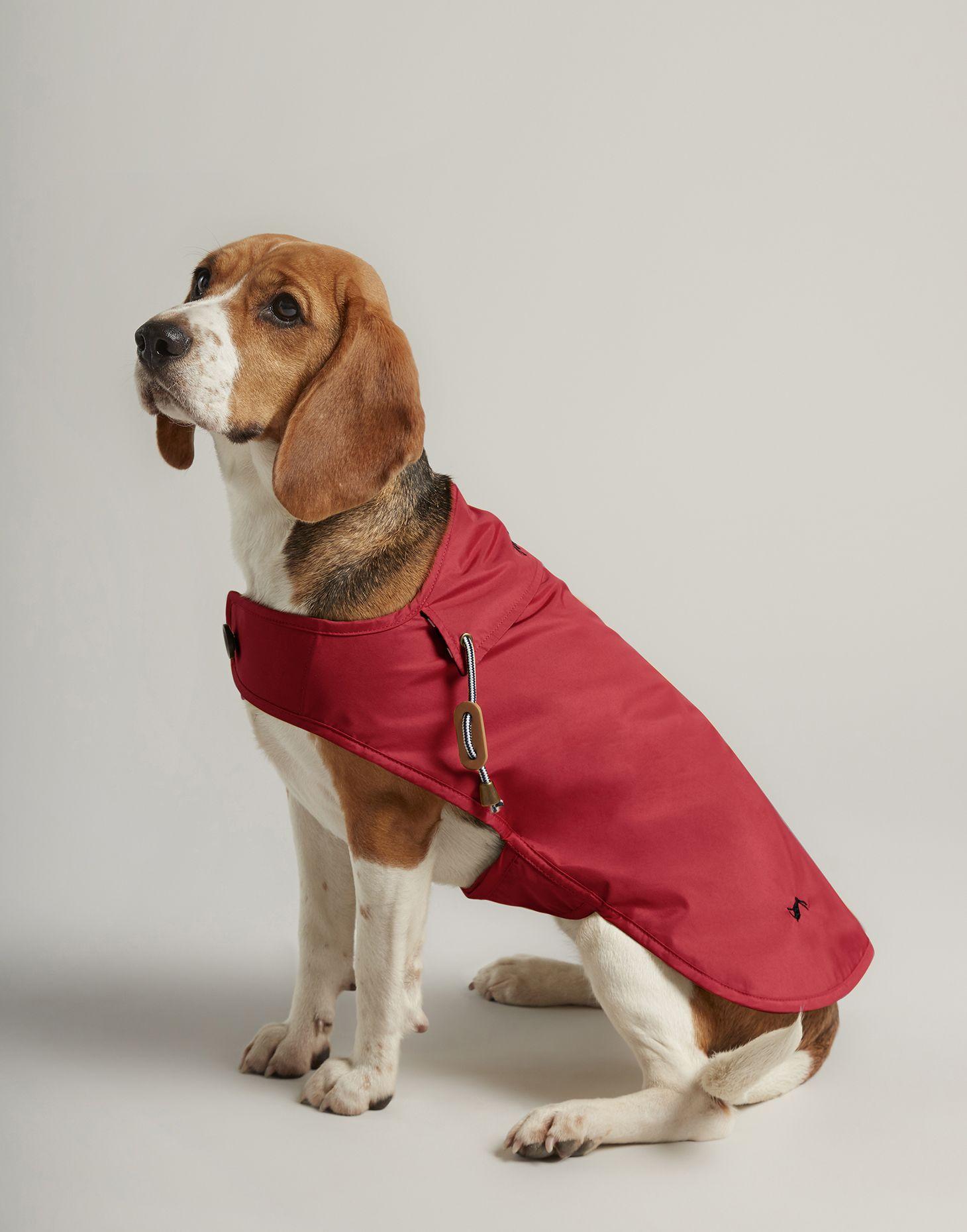 Joules - Rain coat in Red