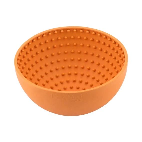Lickimat wobble orange
