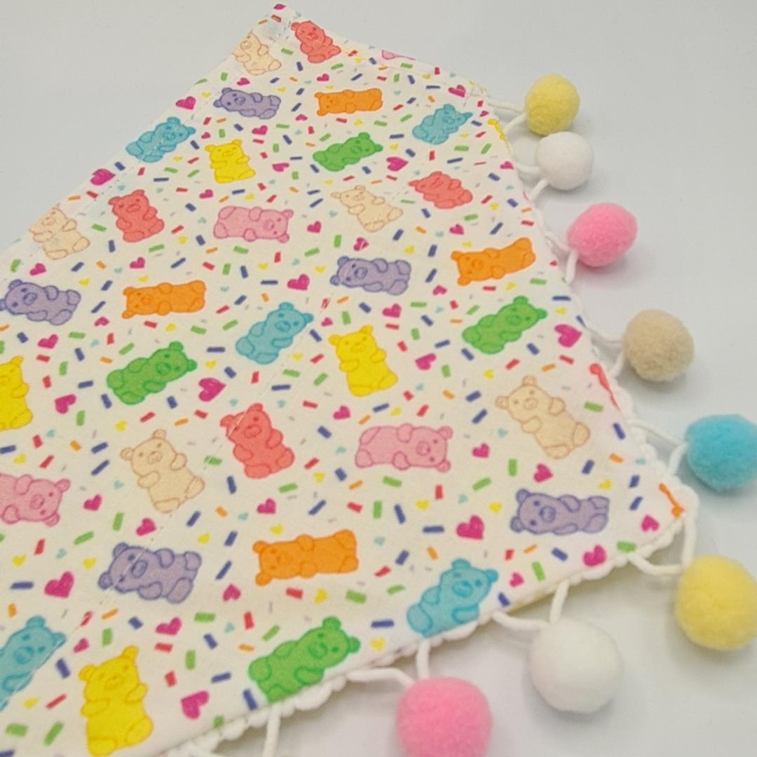Gummy bear bandana
