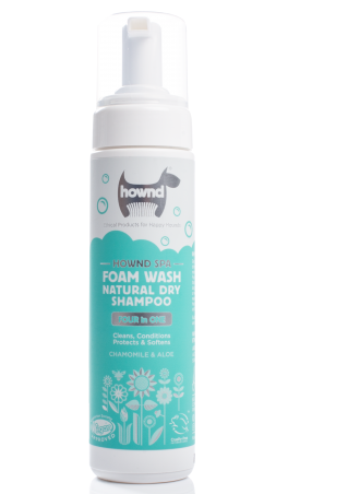 Miracle foam wash dry Shampoo