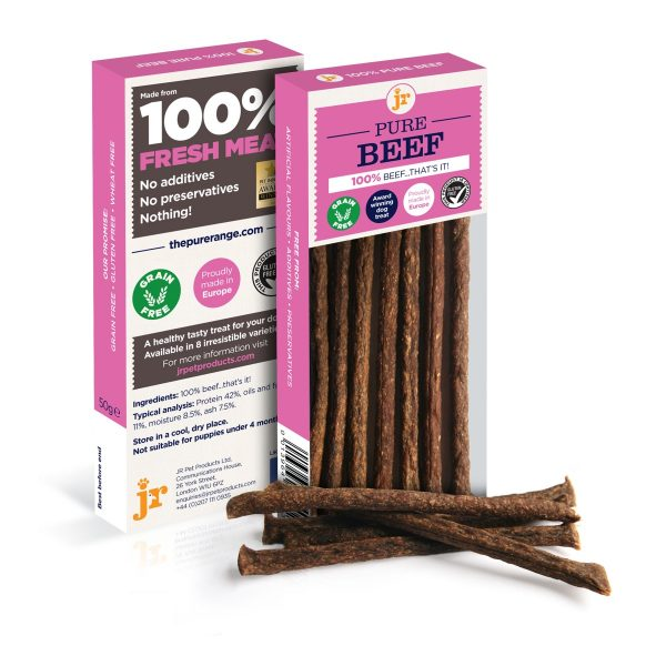Pure Sticks - Beef