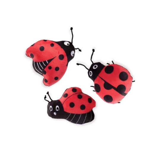 Lucky Ladybug's Mini Trio