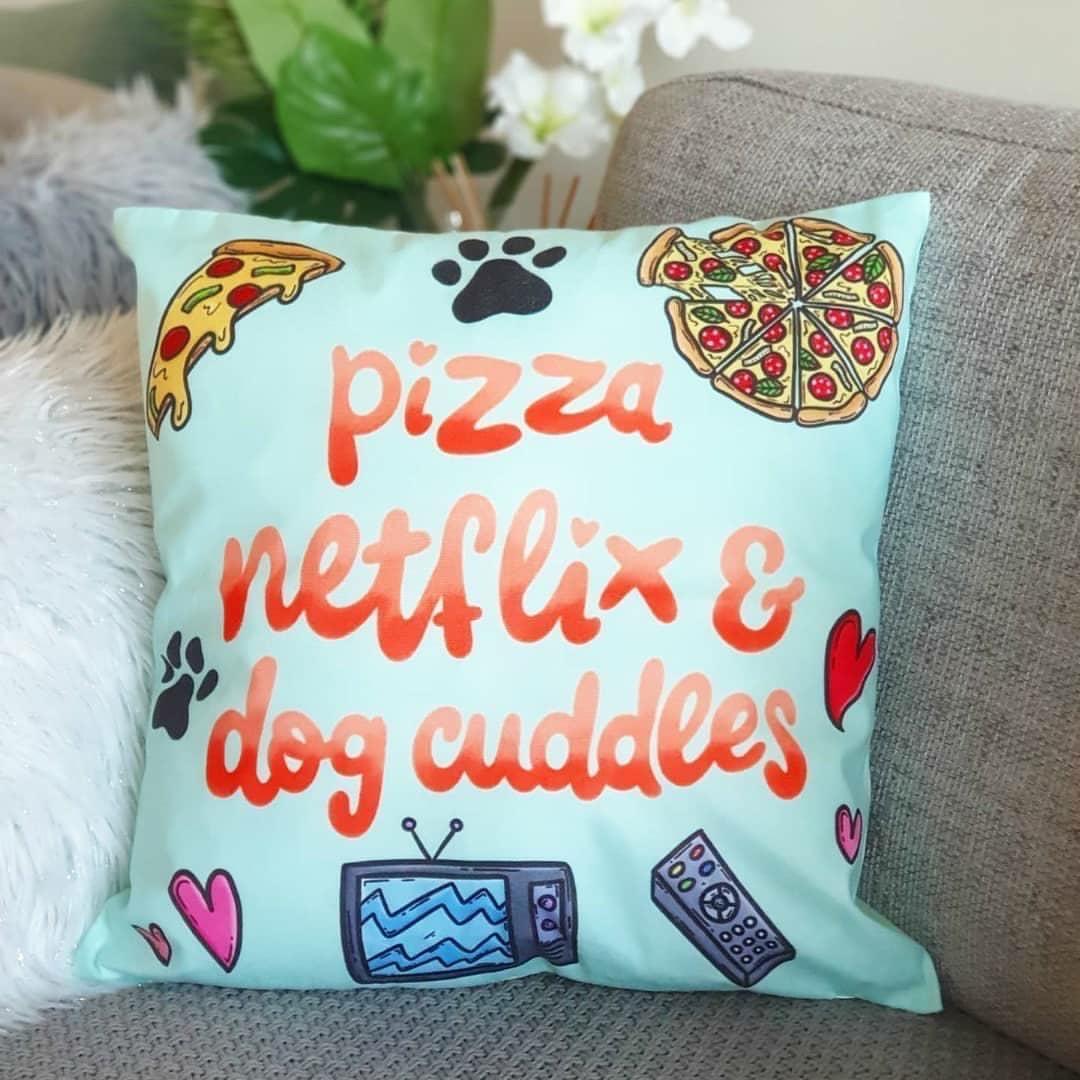 Netflix Cushion
