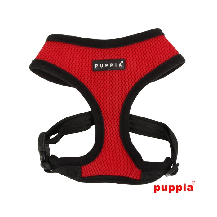 Red Puppia harness