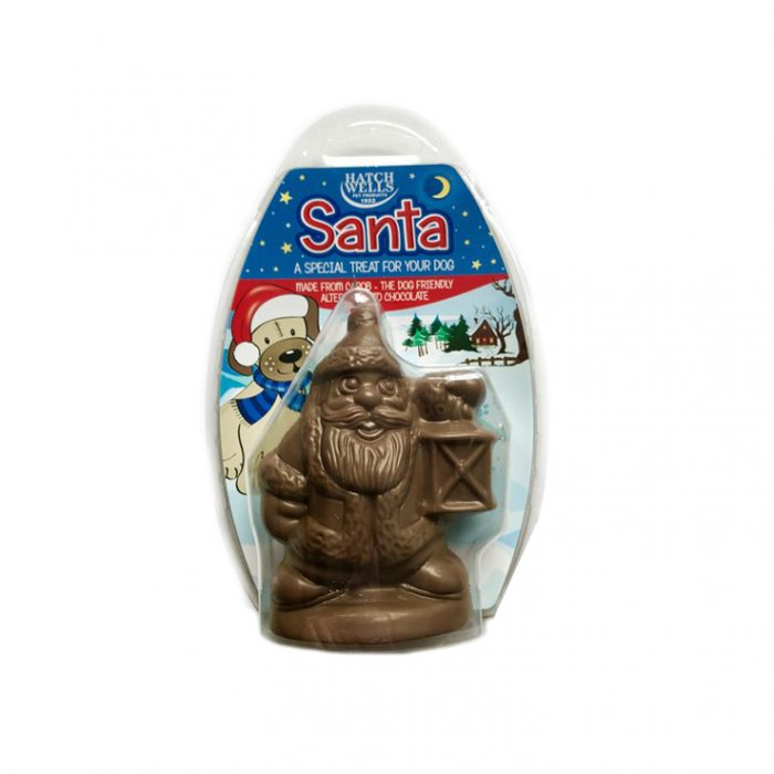 Carob Father christmas