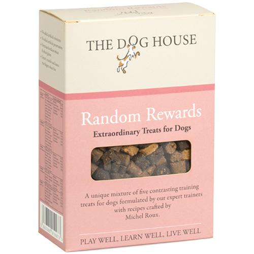 The dog house Random rewards