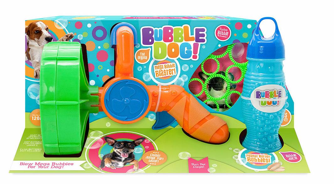 Supersize bubble gun