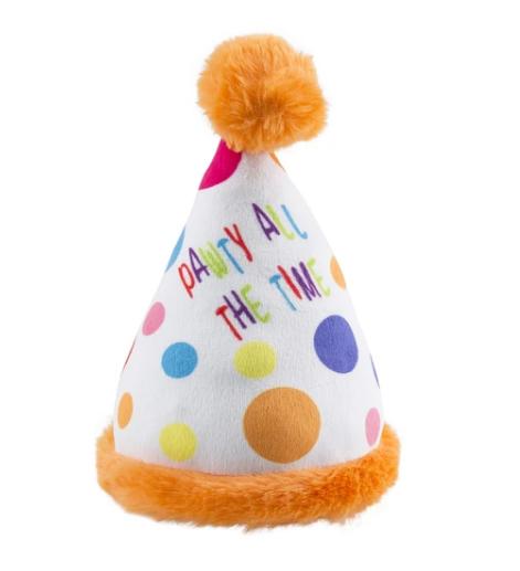 Happy Birthday Pawty Hat